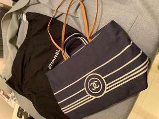 Chanel環保袋 (全新)
