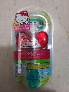 Schick  Kitty 日本版女除毛刀
