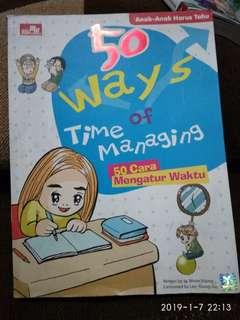 50 Ways of Time Managing / 50 cara Mrngatur Waktu
