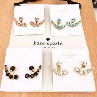 Kate Spade New York Dainty Sparklers ear jacket