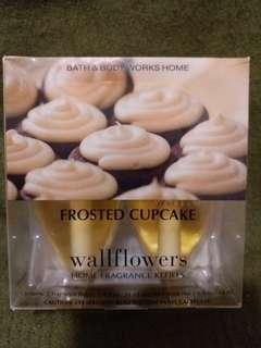 bath and body works~香薰補充(frosted cupcake)