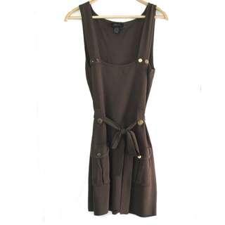 US Olive Dress