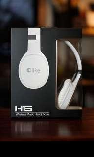 Selling Brand New Wireless Bluetooth Headset  (white) Original