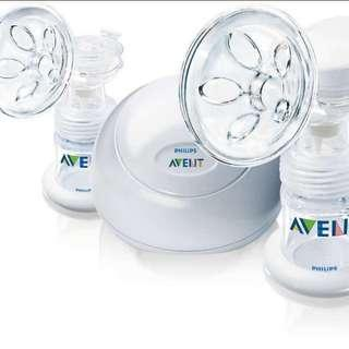 Philips Avent Twin Electric Breast Pump clearance