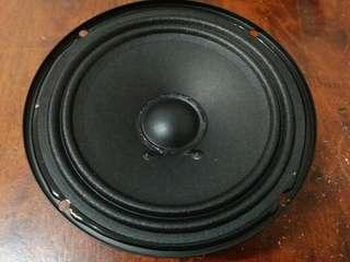 6.5inch Neodymium magnet PA speaker