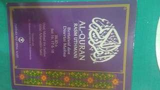 Al-Quran Rasm Uthmani