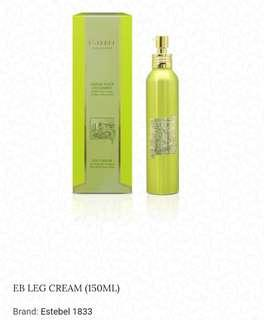 Estebel Leg Cream (150ML)