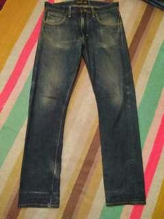 Lee Riders Denim Jeans Size 33