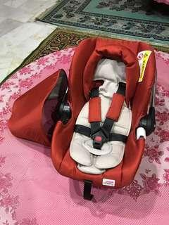 SCR 7 baby carrier