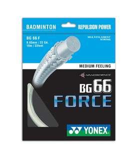 IN STOCK - YONEX BG66 FORCE GUTS