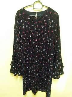 Preloved long blouse