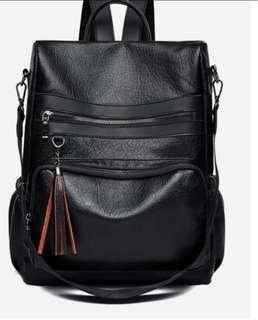 Zaful Black backpack