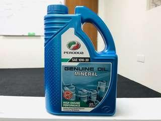 Perodua Highstreet Mineral 10w-30
