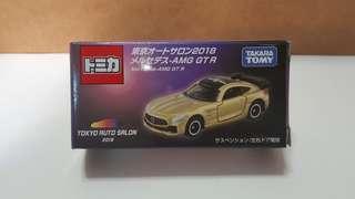 🚚 Tomica Tokyo Auto Salon 2018 Mercedes AMG GTR
