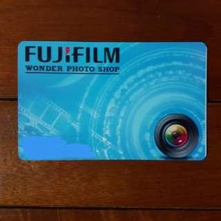 Fujifilm Membership Card (Loan)
