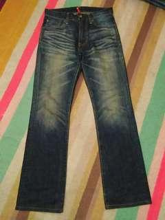 Uniqlo UJ B002 Denim Jeans Size 30