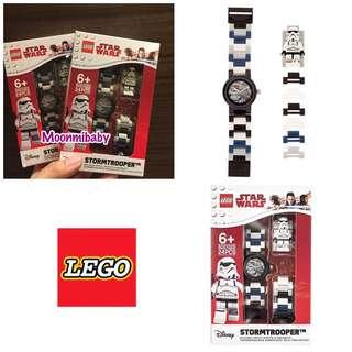 🌸現貨🌸 🇺🇸 美國入口 - Lego Stormtrooper Kids Watch