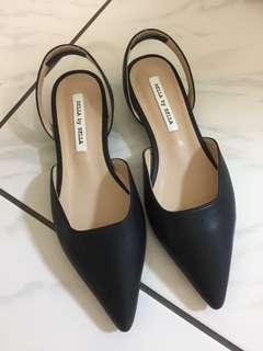 韓版 涼鞋 黑38 (發誓全新!!)絕對好貨