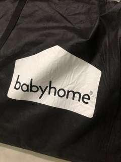 Babyhome baby cot