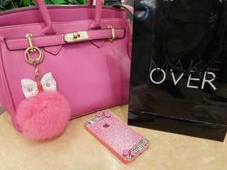 Hermes soft pink