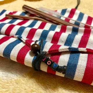 Customisable Reusable Stainless Steel Straws