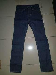Denim selvedge not pmp, aye, old blue, nudie, mishcief