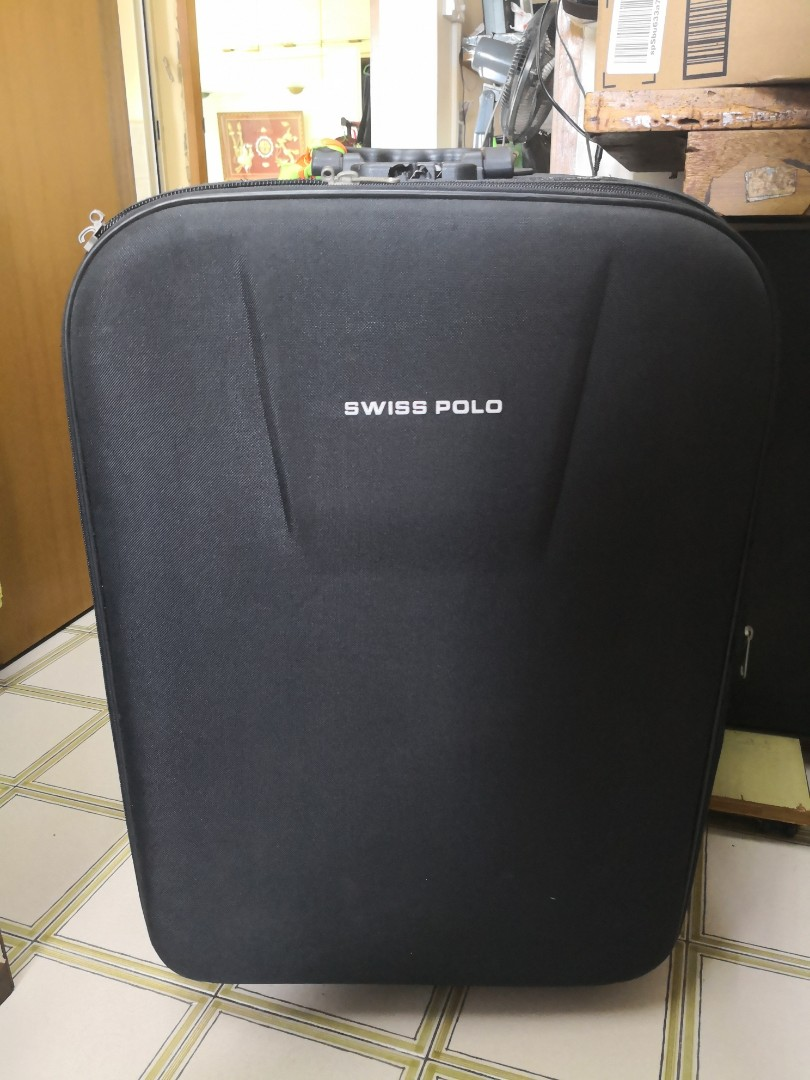 24 Inch Swiss Polo Luggage 6ee2b317e42b4