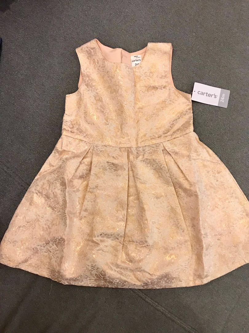 65 Discount Bnwt Carters Toddler Girl 2 Piece Dress