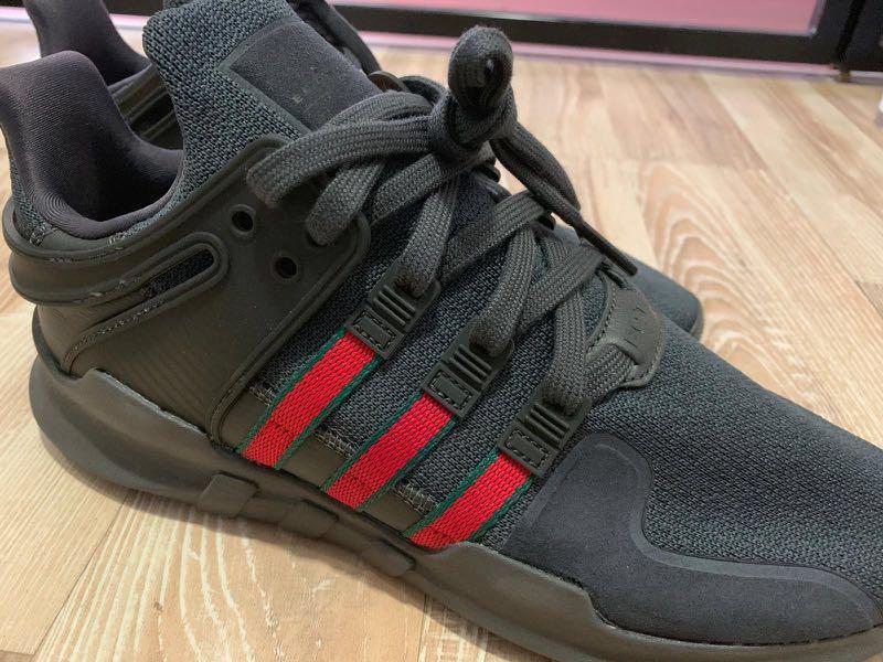reputable site 8a1c4 619dd Adidas EQT support Adv Gucci, Men's Fashion, Footwear ...