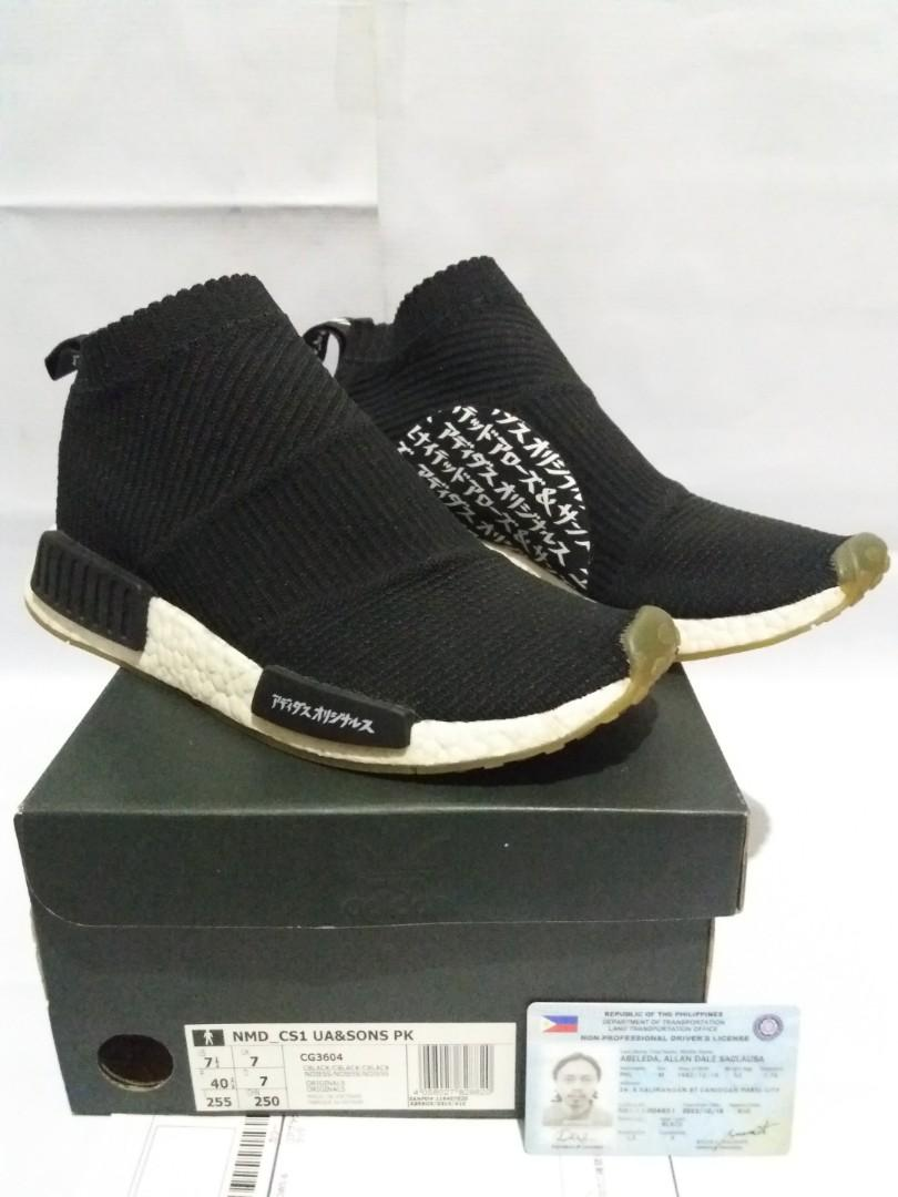 on sale 38a12 603e9 Adidas NMD CS1 Miki Type (Size: 7.5 US Men's) on Carousell
