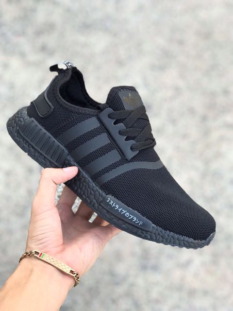 super popular 0c70f 5a47a Adidas NMD FULL BLACK