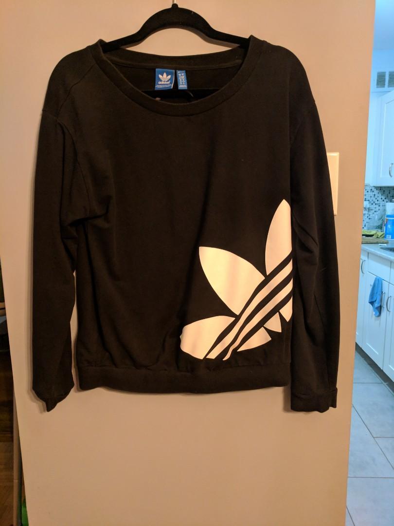 Adidas Sweatshirt Sz SM
