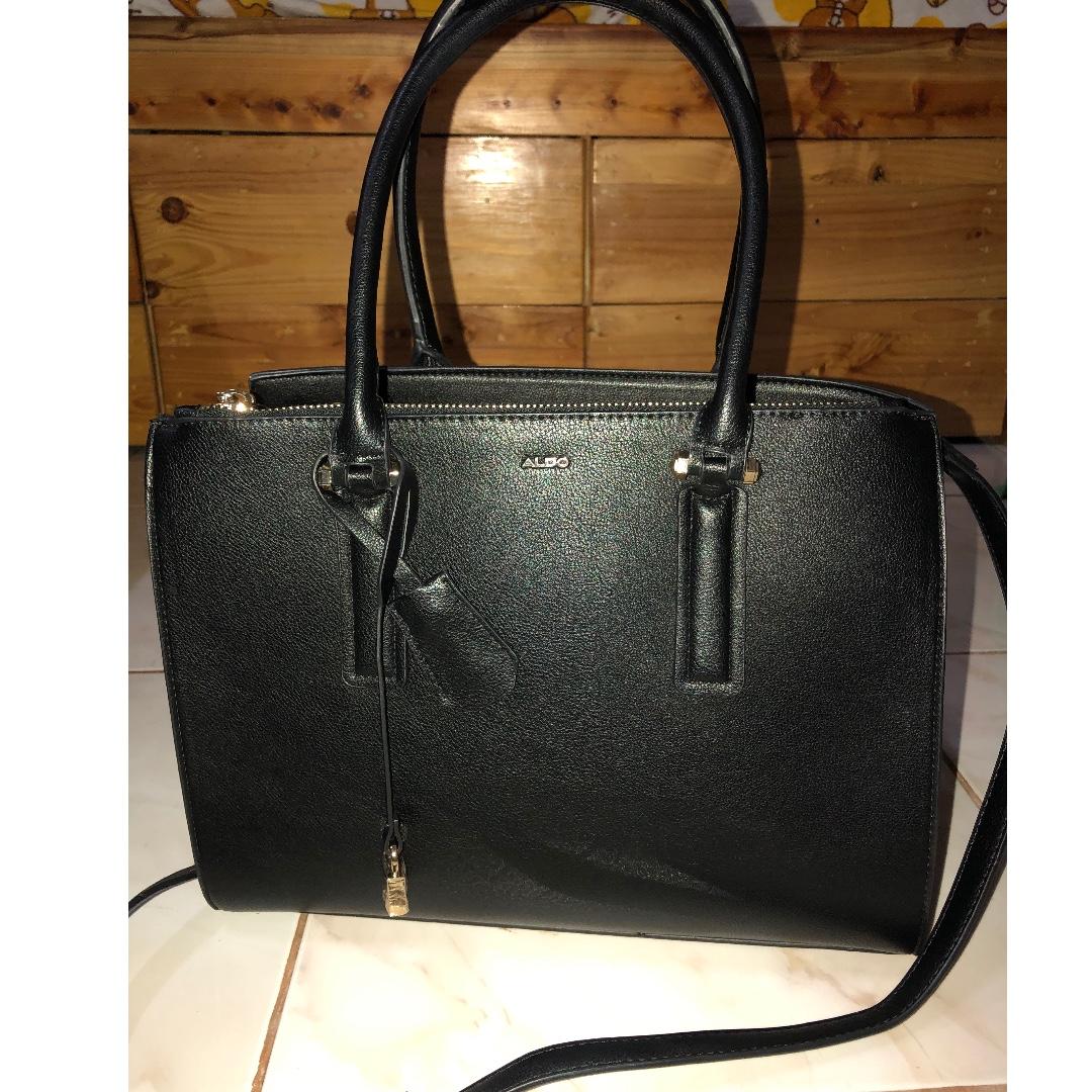 24ef1a94f07 Aldo Handbag (with sling), Women's Fashion, Bags & Wallets on Carousell