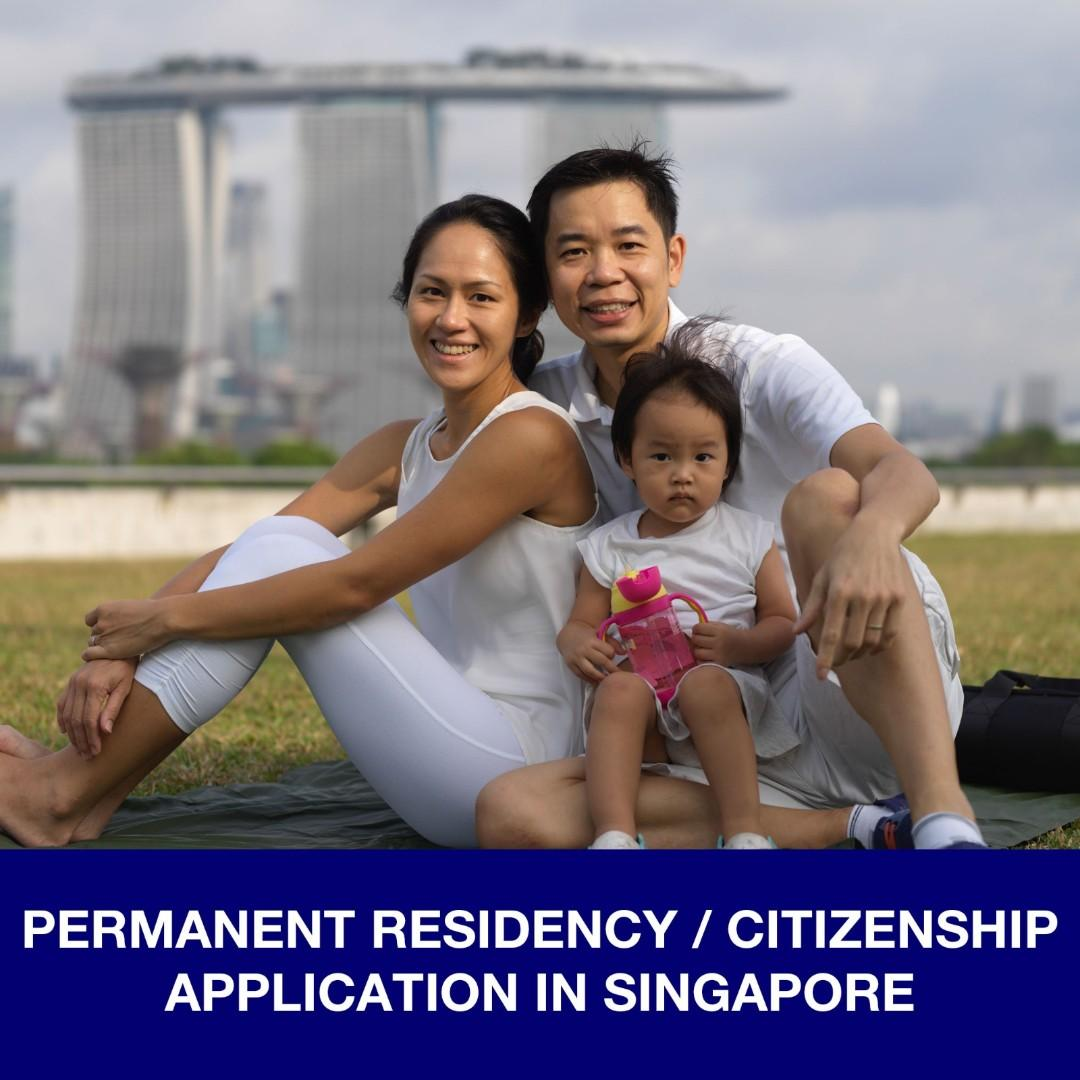 Assist in Your Permanent Resident/Citizenship/Work Pass