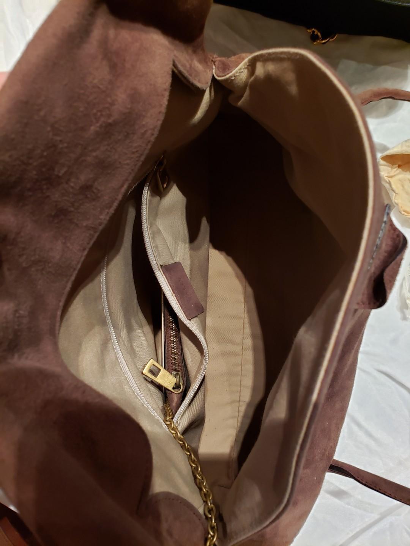 Bally  麖皮手袋