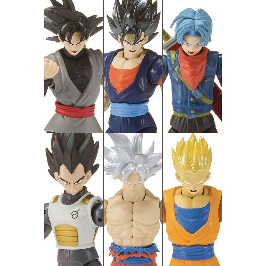 Bandai Dragon Ball Super Dragon Stars Serie 8 Set Complet En stock