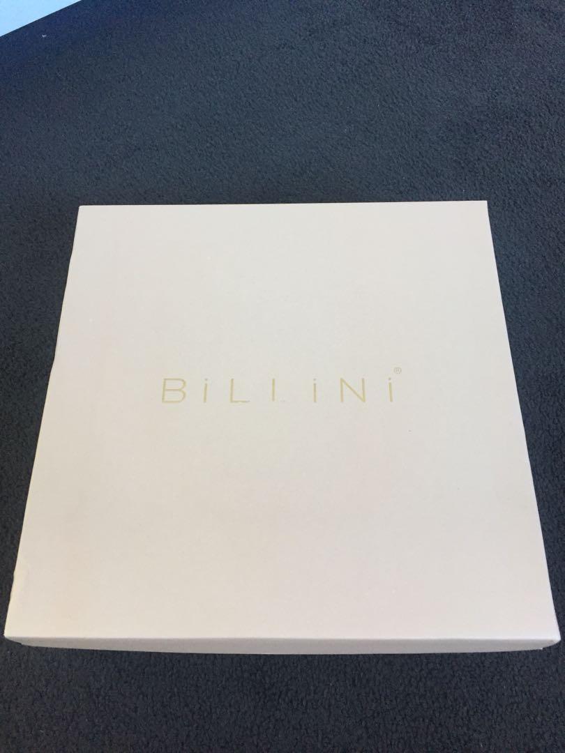 Billini Suede Black Heels - Size 7