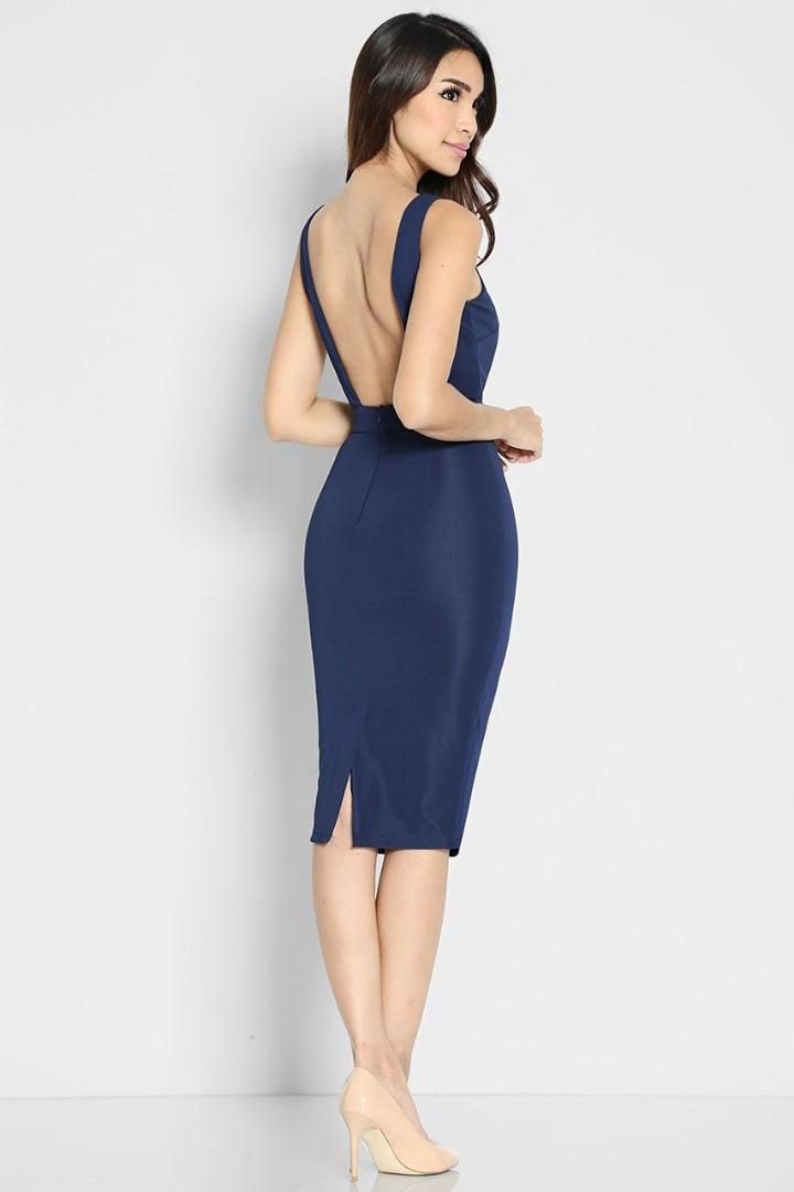d6ac6ec816b8 BNWT LARA J Marisela Bareback Dress, Women's Fashion, Clothes ...