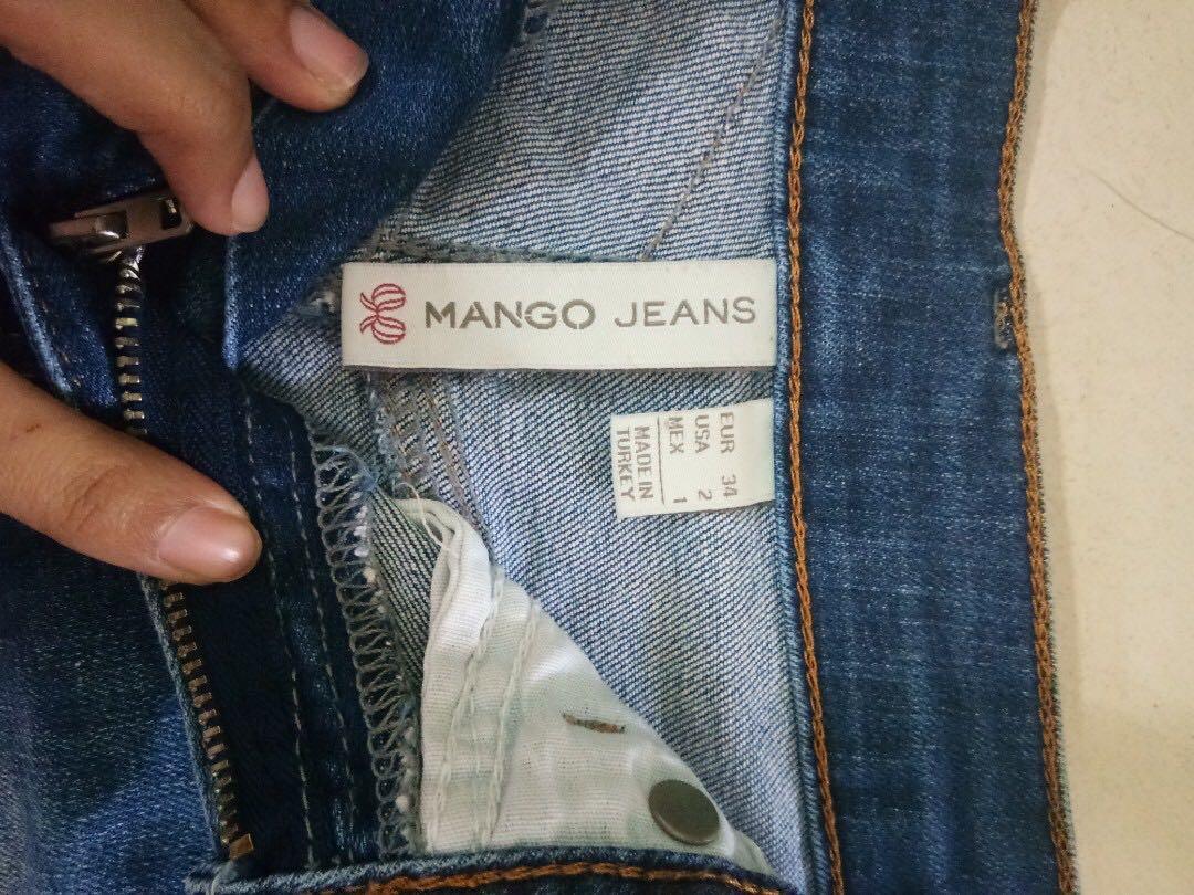 celana pendek mango (ori)