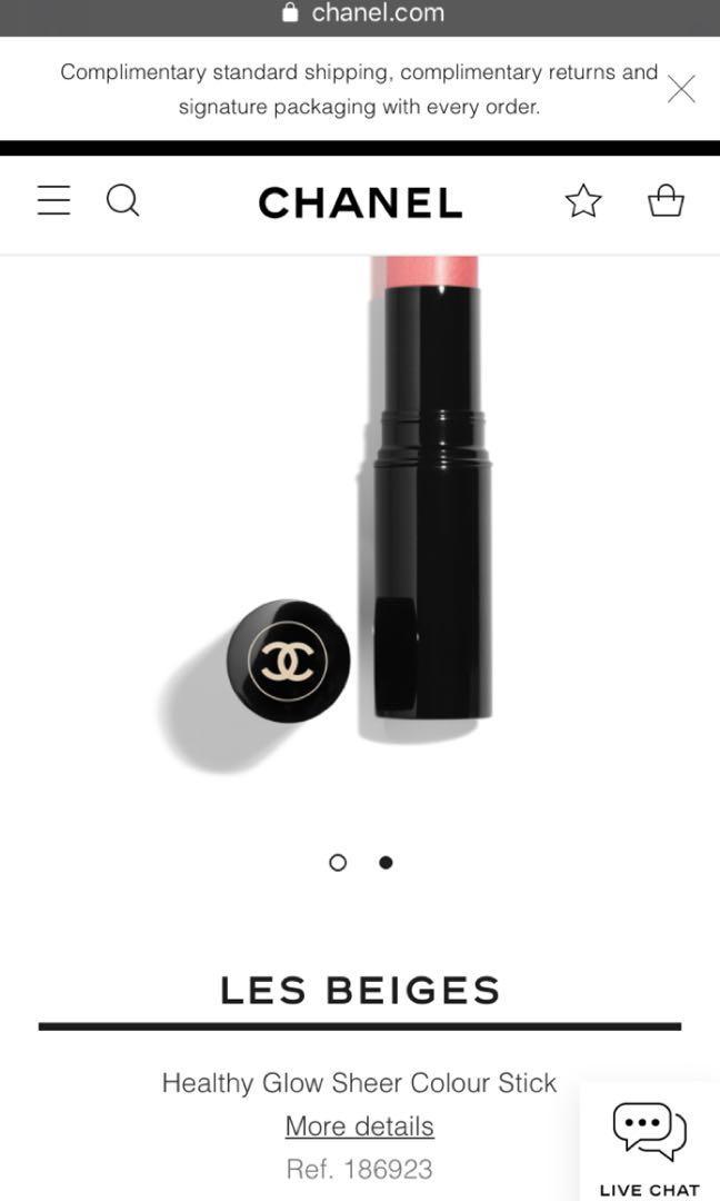 Chanel Les Beiges Blush color 23