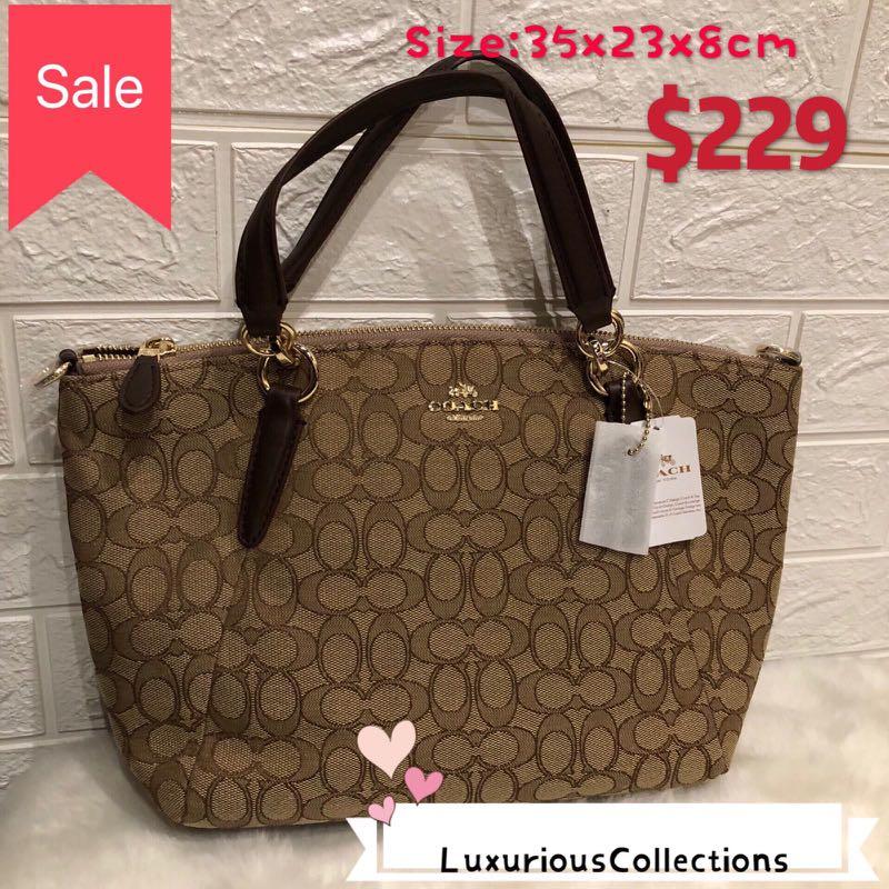 05cf4ea38 💥Clearance Sale Coach tote bag, Luxury, Bags & Wallets, Handbags on ...
