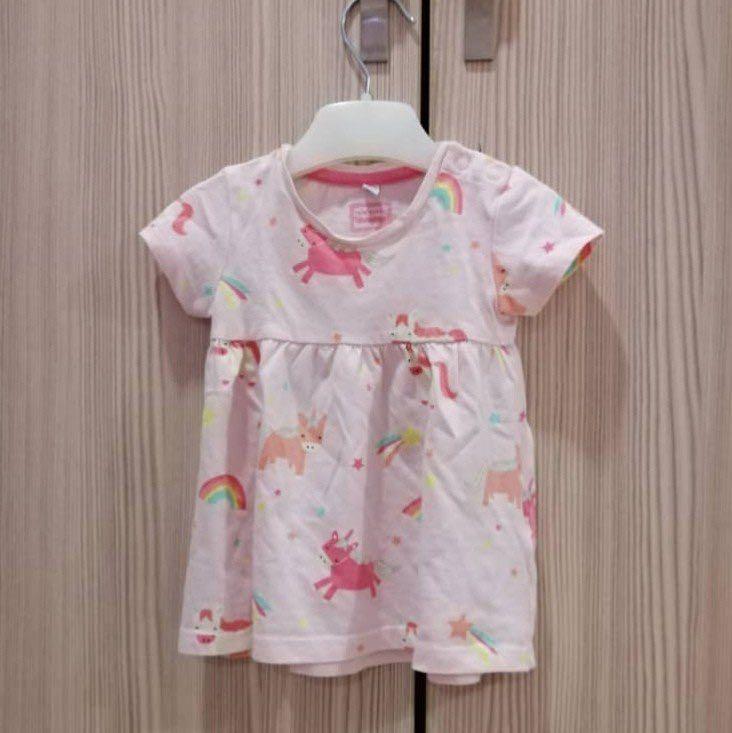 50750dec0009 Debenhams Bluezoo Unicorn Dress, Bayi & Kanak-kanak, Pakaian dan Aksesori  Bayi di Carousell