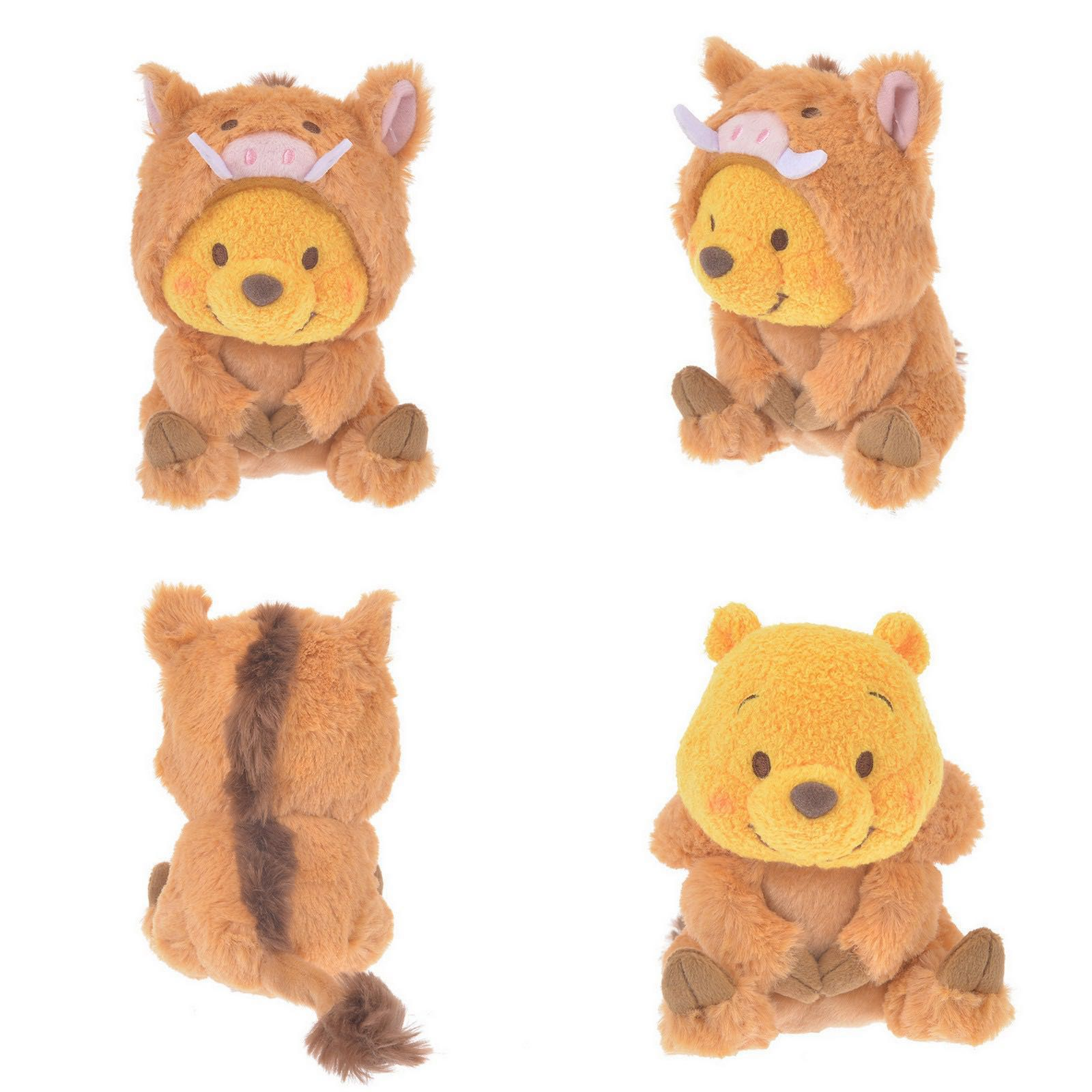 29493f95ee51 Disney store Japan Winnie the Pooh year of pig boar limited edition ...