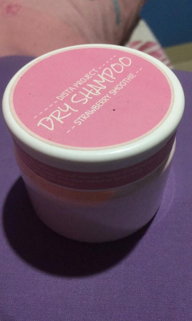 DRY SHAMPOO strawberry