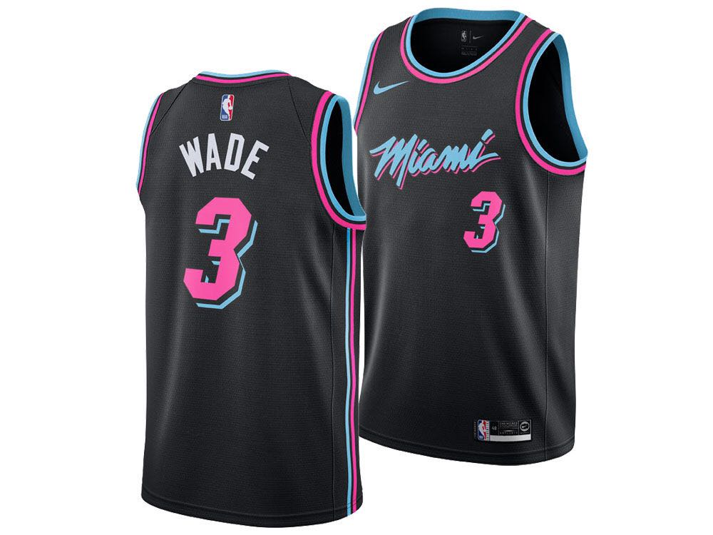 3d64d9c5452 Dwayne Wade (city edition) - Size S   brand new