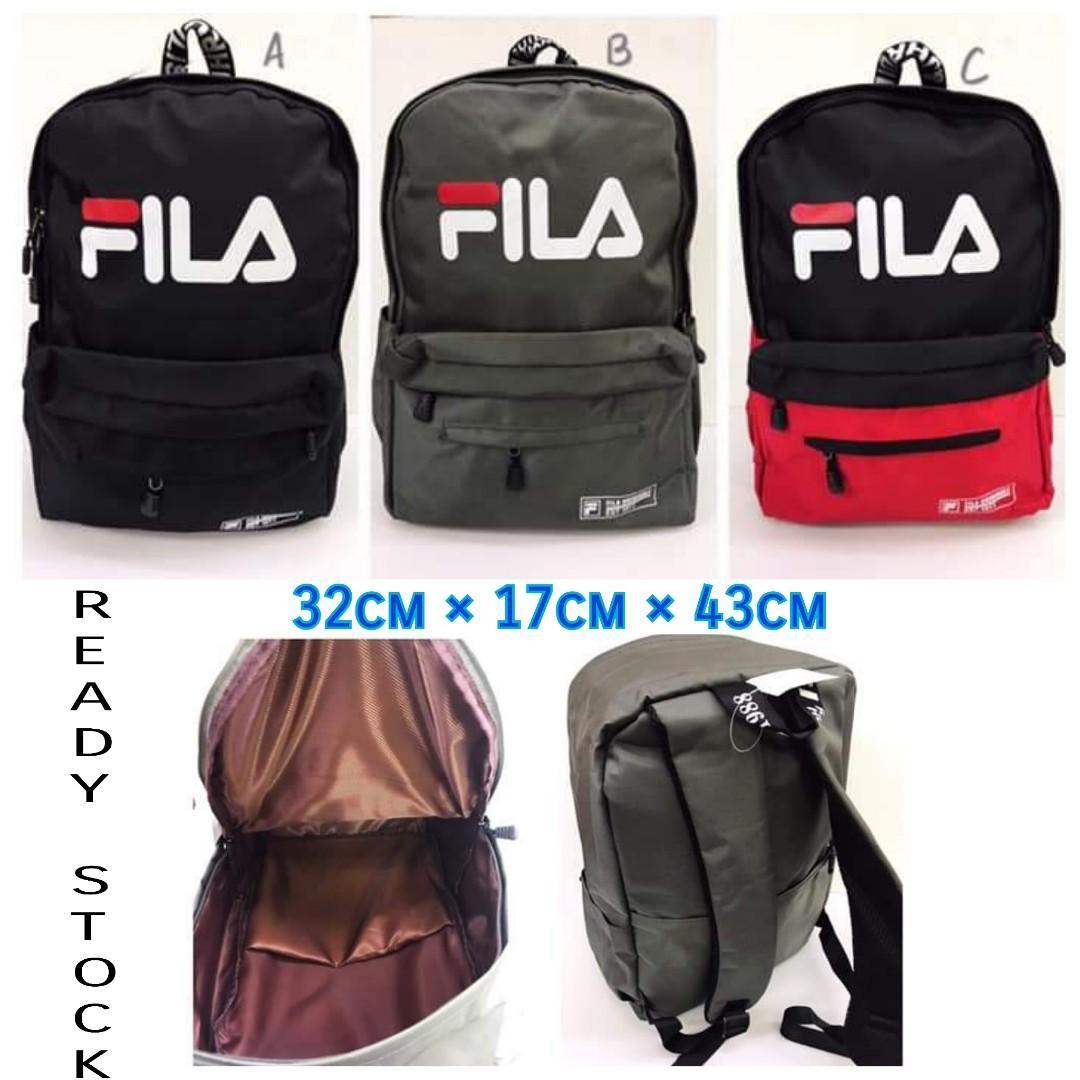 FILA Unisex Backpack