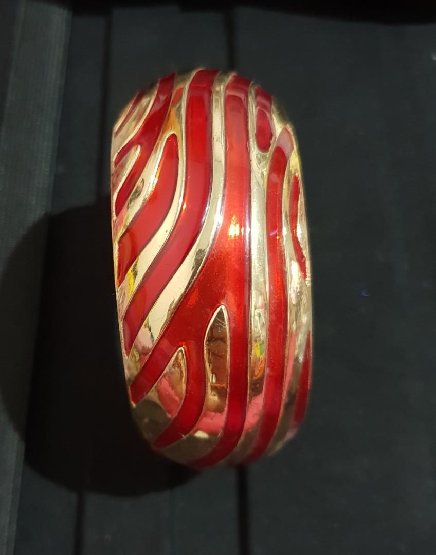 Gelang Merah Gold cantik