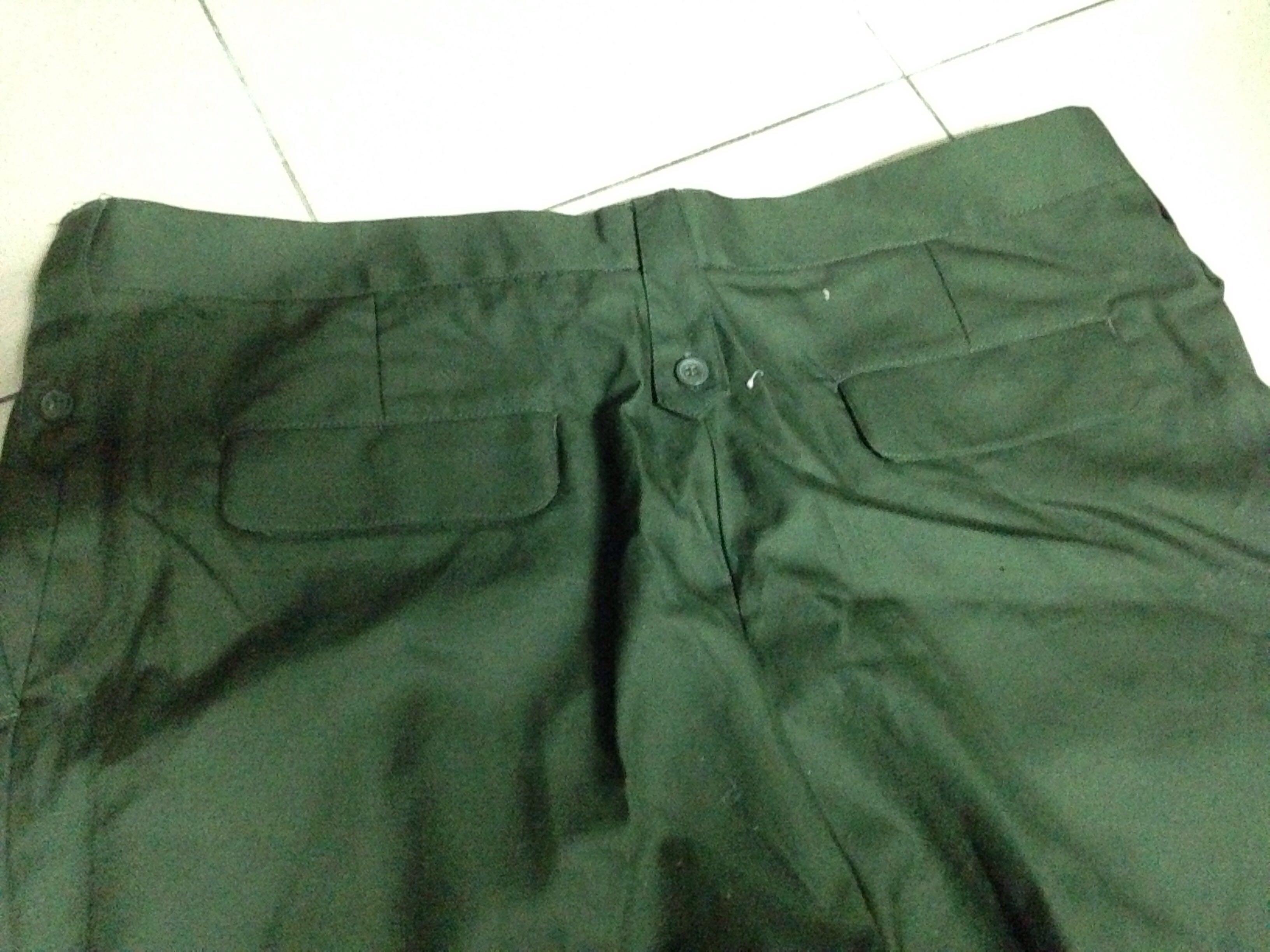Genuine Army Pants / Seluar Askar