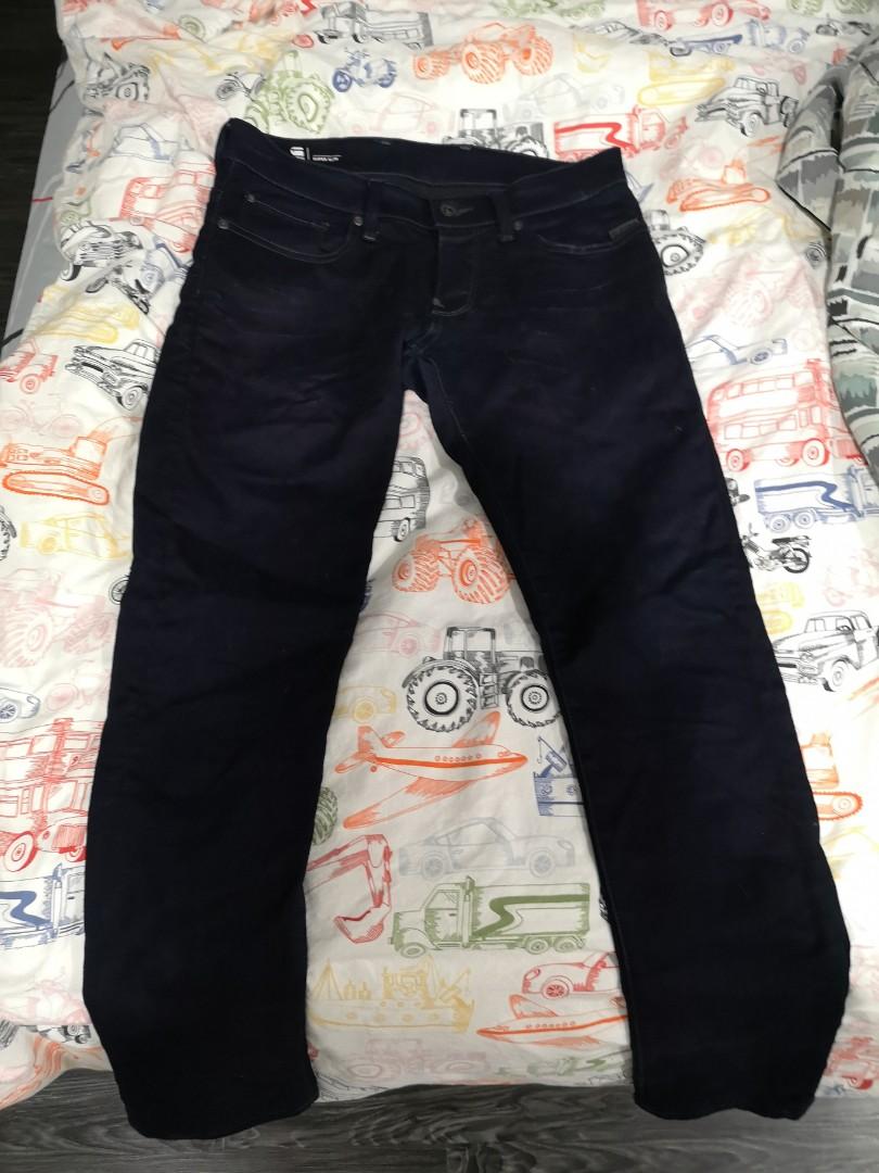 6efc77dda1 Gstar Jeans Super Slim size 30, Men's Fashion, Clothes, Bottoms on ...