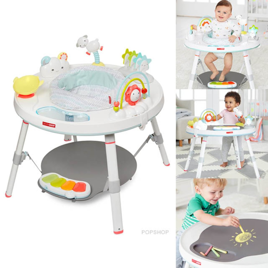 ad157ad2a IN STOCK  Skip Hop Silver Lining Cloud 3-Stage Activity Center ...